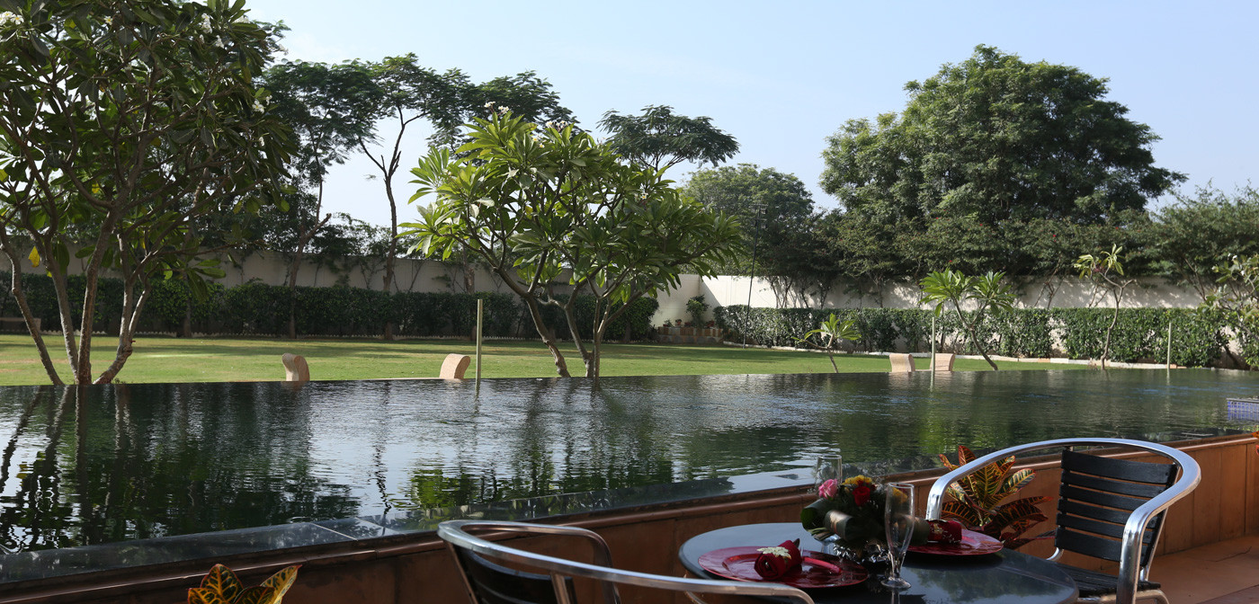 Your Lush Green Getaway in the Heart of Jaipur